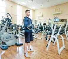 Тренажерный зал цена в Симферополе Консоль Спорт