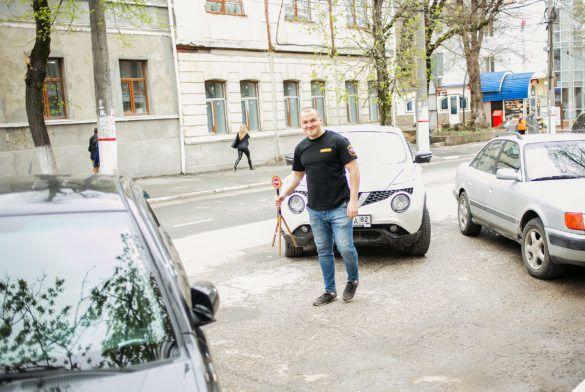 Услуги парковщика